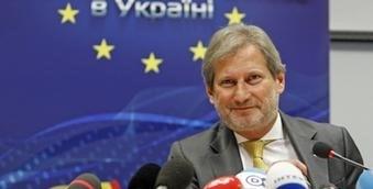 AB Komisyonu'nun genişlemeden sorumlu üyesi Johannes Hahn
