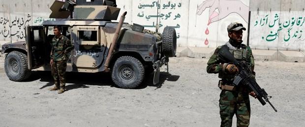 afganistan asker