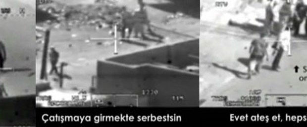 ABD askerleri sivilleri böyle vurdu