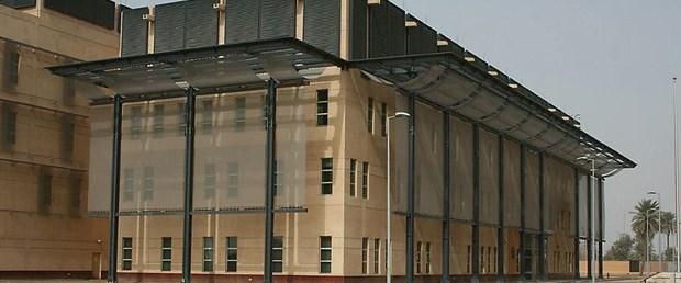 ABD, Bağdat Büyükelçiliği'ni tahliye ediyor