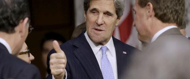 ABD Dışişleri Kerry'ye emanet