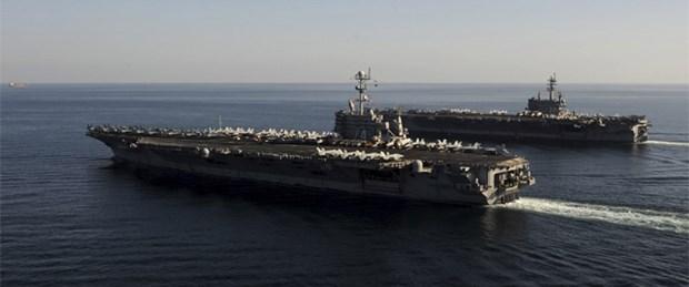 ABD İran'ın restini gördü!