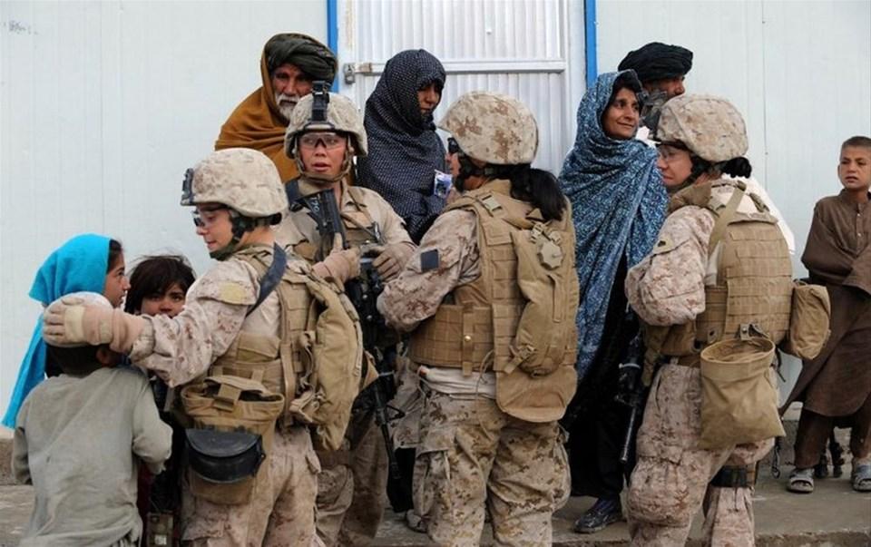 ABD kadınları cepheye sürecek