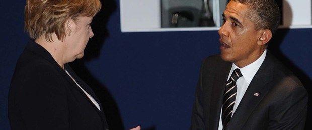'ABD, Merkel'i de dinledi' iddiası