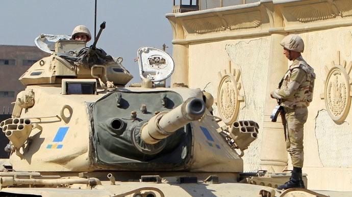 ABD'nin Mısır'a sevkiyatını yapacağı silahlar arasında 125 adet M1A1 tankı da bulunuyor.