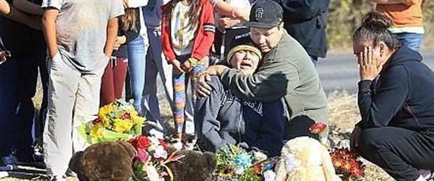 ABD polisi oyuncak tüfekli çocuğu vurdu