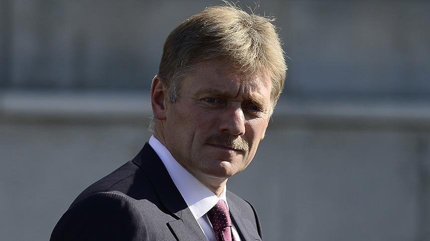 """Rusya Devlet Başkanı Vladimir Putin'in Kremlin sözcüsü Dimitri Peskov, """"Kremlin'in elinde Trump'la ilgili hasas bilgiler yok"""" açıklaması yaptı."""