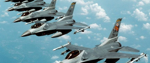 ABD Suudilere F-15 savaş uçağı satıyor