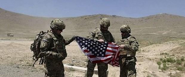 ABD Taliban'le masaya oturuyor