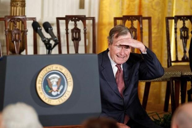 GerogeH. W. Bush