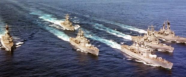 ABD ve Çin arasında gemi gerginliği