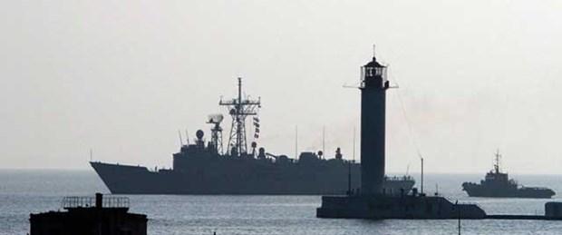 ABD ve Ukrayna Karadeniz'de tatbikatta