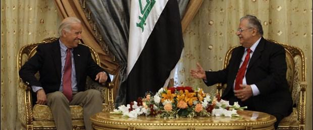 ABD yeni başkan yardımcısı Biden Irak'ta