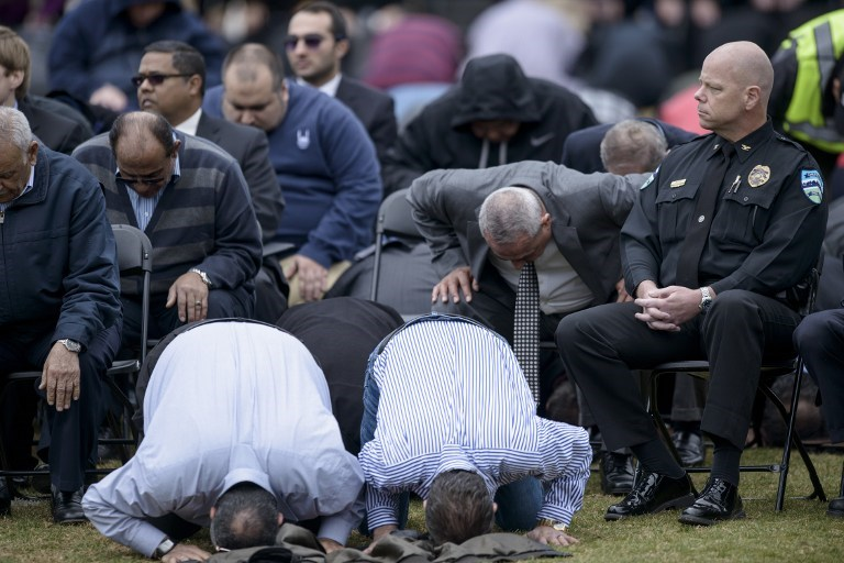 ABD'de 3 Müslüman genç cinayetini FBI da araştıracak