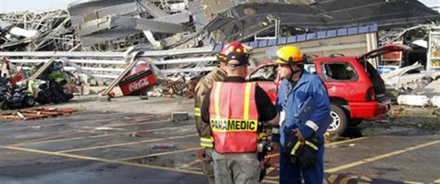ABD'de fırtına can aldı: 21 ölü