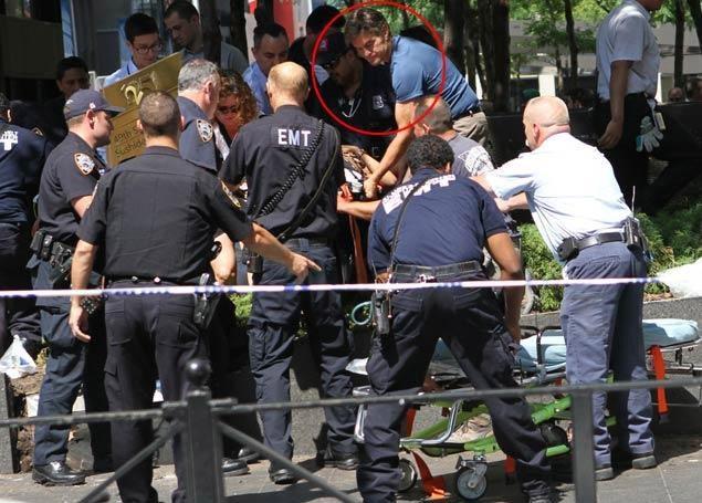 ABD'de günün kahramanı Mehmet Öz