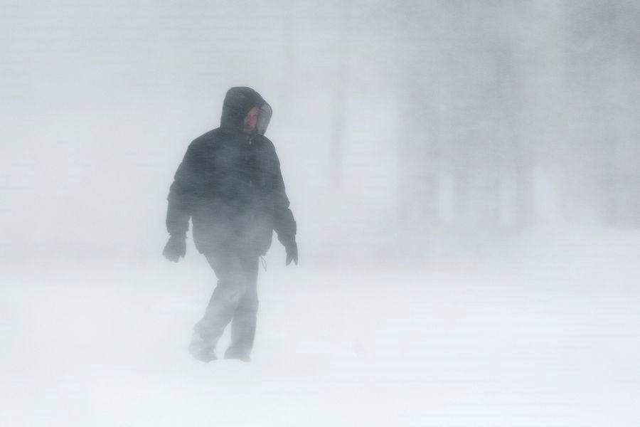 ABD'de kar fırtınası: 9 ölü