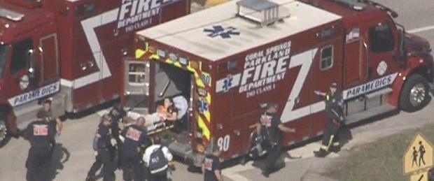 ABD'de liseye silahlı saldırı 1 ölü 20 yaralı