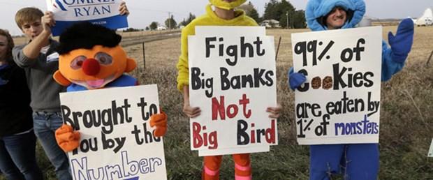ABD'de 'Minik Kuş'a seçim rolü