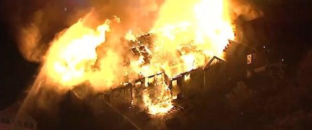 abd pennsylvania yurt yangın171117.jpg