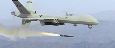 ABD'den hava saldırısı : 5 ölü