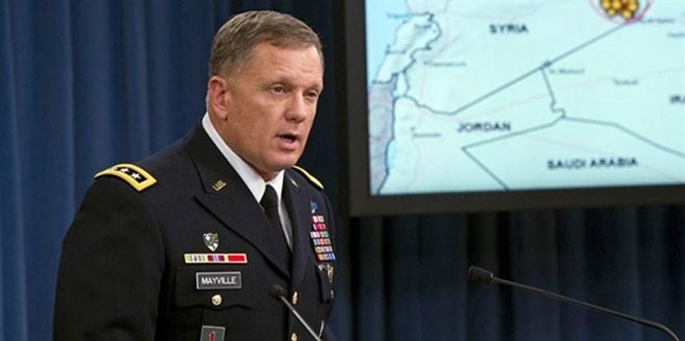 Pentagon Sözcüsü Deniz Albay Jeff Davis