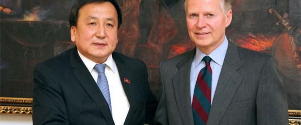 ABD'den Kırgızistan çıkarması