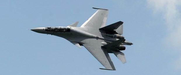 myanmar rusya savaş uçağı Su-30 abd250118.jpg