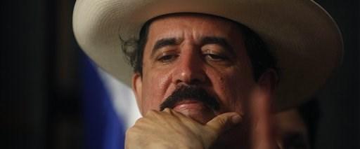 AB'den Honduras'a ekonomik ambargo