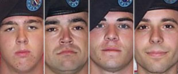 ABD'li askerlerin 'ölüm timi'