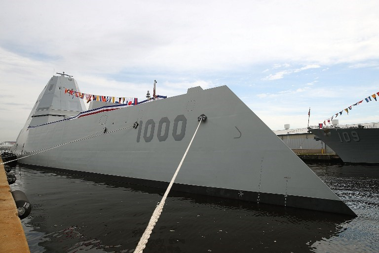 YENİ NESİL USS ZUMWALT'IN ÖZELLİKLERİ:
