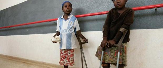 AB'nin Nobel parası savaş çocuklarına