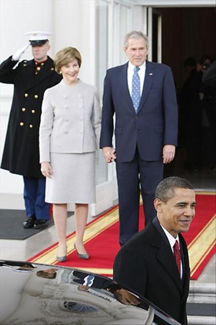 Adım adım Beyaz Saray'a