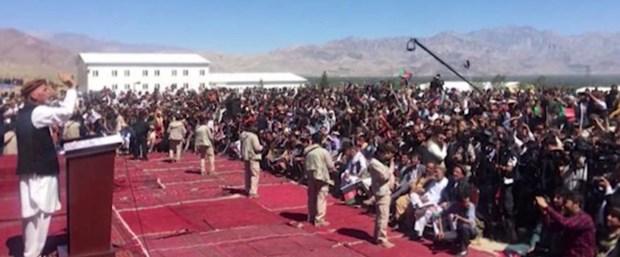 Afganistan Cumhurbaşkanı Gani'nin mitinginde intihar saldırısı: 24 ölü