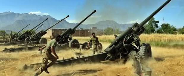 Afganistan ve Pakistan askeri çatıştı
