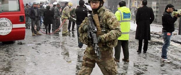 Afganistan'da 7 ABD askeri öldü