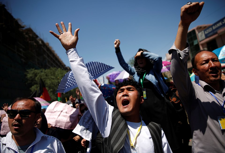 Afganistan'da Hazara isyanı
