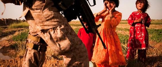 Afganistan'da her gün 2 çocuk ölüyor