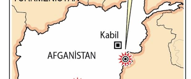 Afganistan'da saldırı: 8 Amerikalı öldü