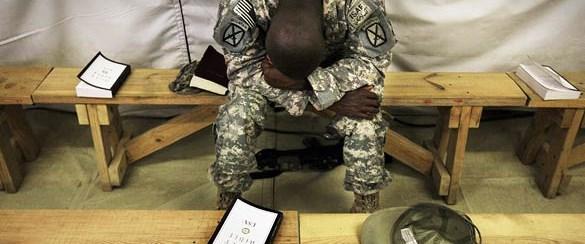 Afganistan'daki ABD askerleri bunalımda
