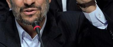 Ahmedinejad: Gösteri emrini ABD verdi