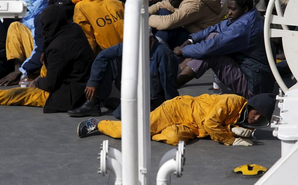 Kaçak göçmen faciasındaki korkunç detay