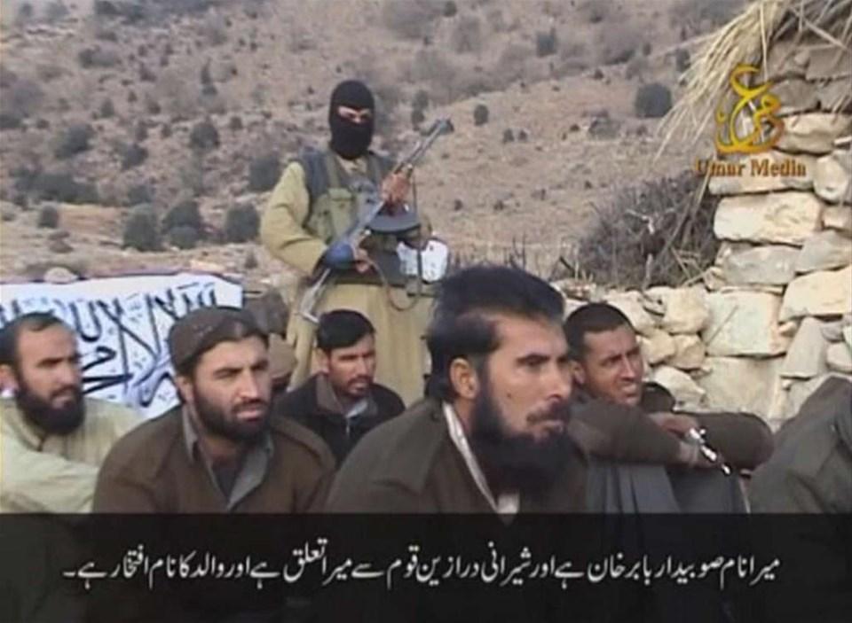 'Allah büyüktür' sloganıyla infaz