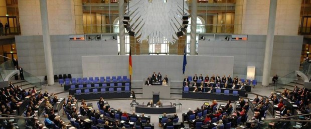 Alman Meclisi elektriksiz kaldı