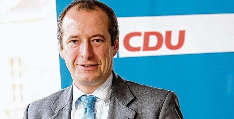 Alman Meclisinde tek ret oyu veren milletvekili konuştu  NTV