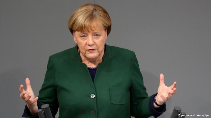 Almanya Başbakanı Merkel: Ankara ile diyalog sürmeli