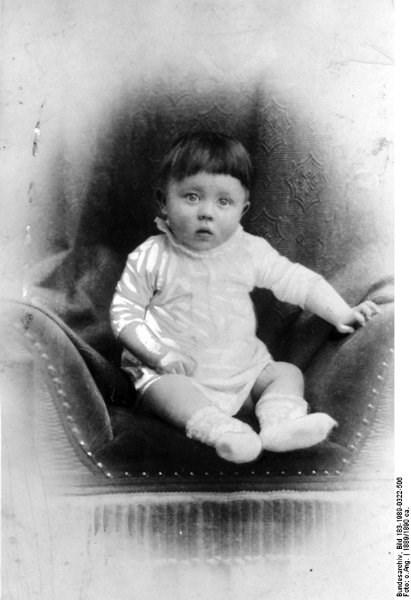 Hitler'in ilk foto albümü basıldı