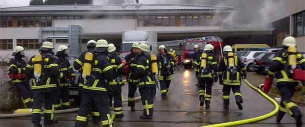 Almanya'da yangın faciası: 14 ölü