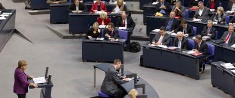 Almanya'da 'Yunanistan' kavgası