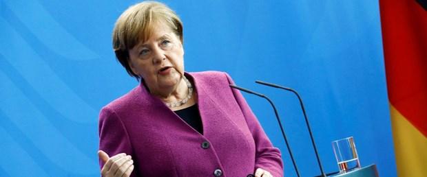 Merkel |||| suriye açıklaması için altyazılı